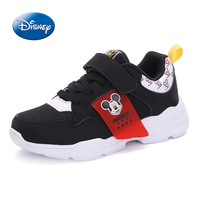 Disney Shoes For Kids 2019 New Mickey Shoes Spring Boys Girls sneakers Breathable Sport Children Footwear Casual Trainers