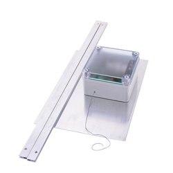 ZORASUN Automatische Huhn Coop Türöffner Controller Tür Kit mit Timer Auto Nähe Huhn Coop Käfig Geflügel Bauernhof Zubehör