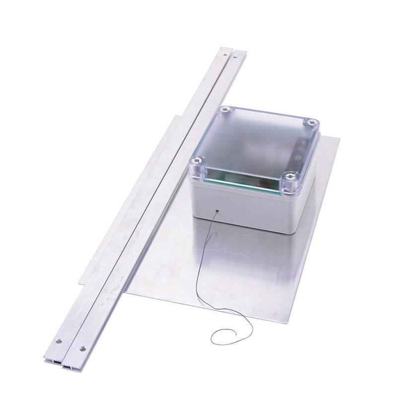 ZORASUN automatique poulailler ouvre-porte contrôleur porte Kit avec minuterie fermeture automatique poulailler Cage volaille ferme accessoires
