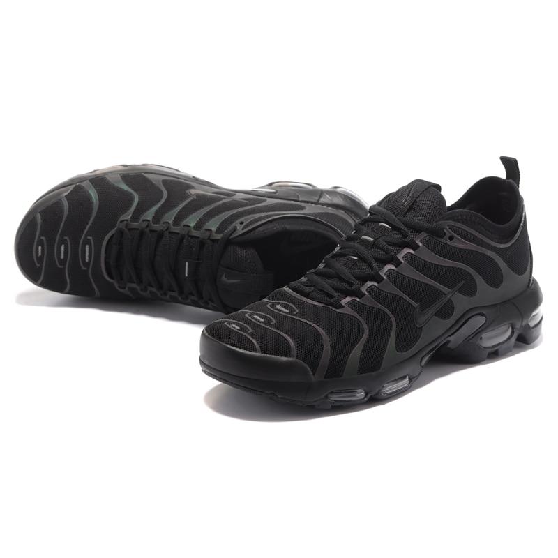 NIKE AIR MAX PLUS TN ULTRA Hommes de Chaussures de Course, noir, respirant Non glissement résistant à l'usure Choc absorbant 898015 002 dans Chaussures de ...