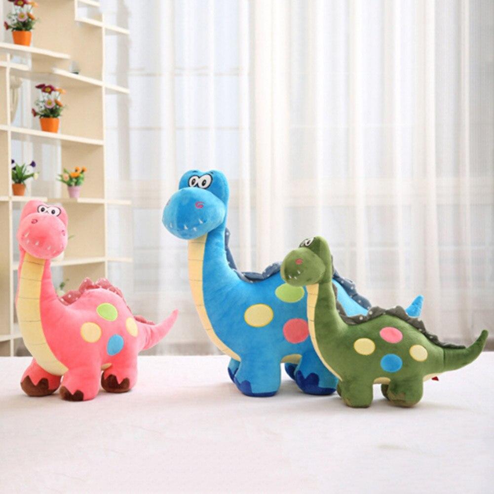 Pink Dinosaur Stuffed Animal Plush Toy Stuffe Dinosaur Stuffed Toys