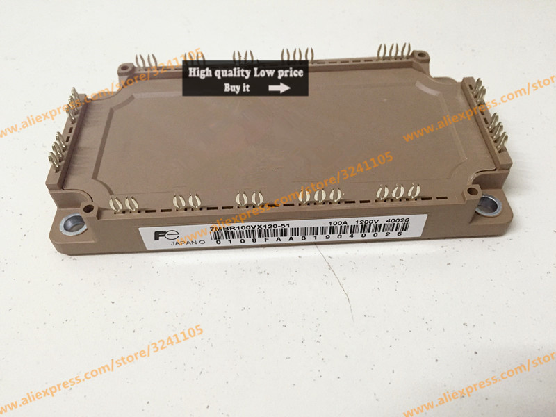 Free shipping  NEW  7MBR100VX120-51  MODULEFree shipping  NEW  7MBR100VX120-51  MODULE