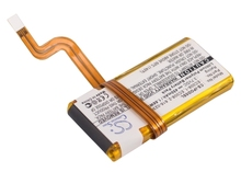 Wholesale MP3,MP4 Battery For iPod G5,Batteries For iPod Classic 6th GEN MB029C MA002FD/A,MA002HK/A,MA002J/A