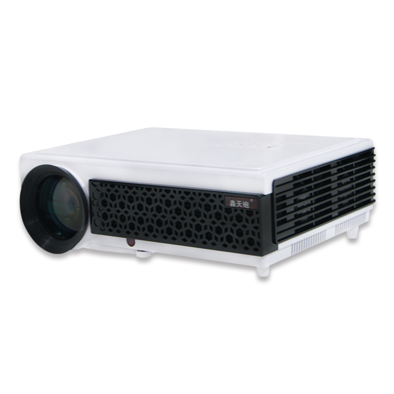 Mini led lcd projector full hd wifi 3d smart projectors for Mini hd projector
