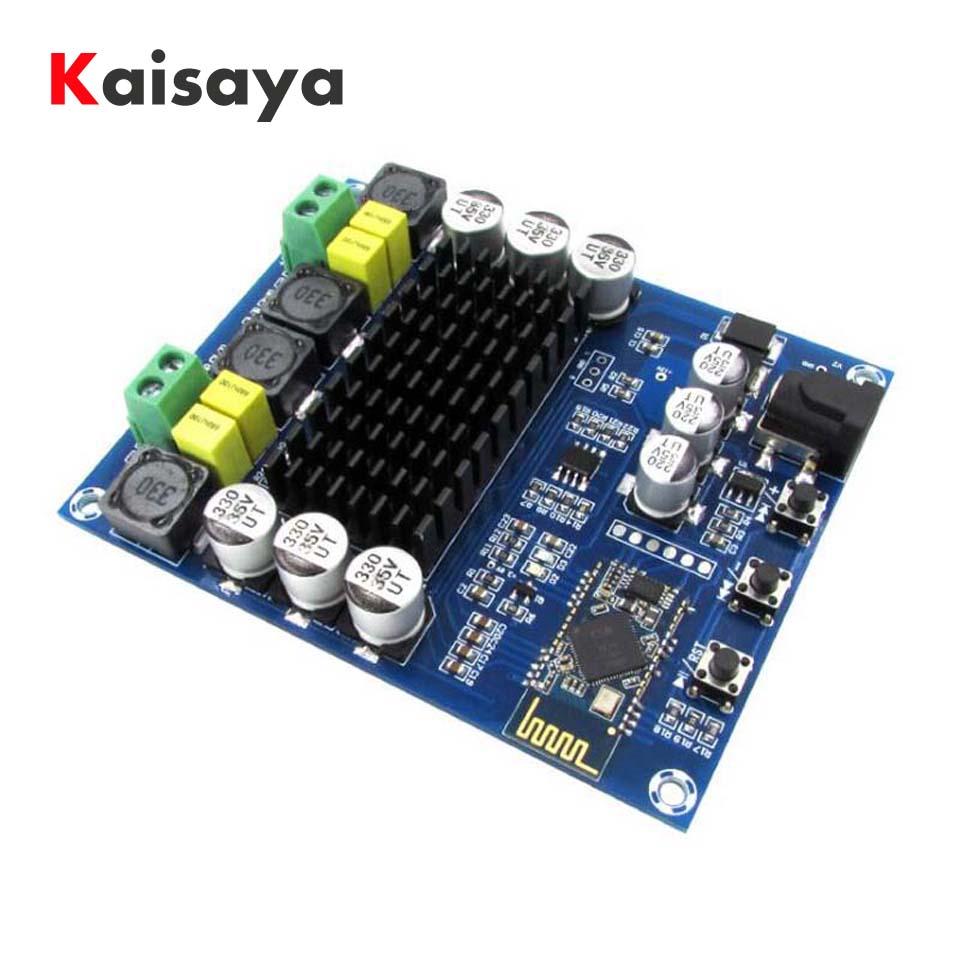 M548 Deux canaux 2x120 w TPA3116D2 Bluetooth 4.0 numérique audio hifi amplificateur C3-005