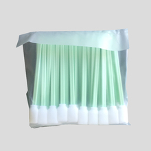 30PCS Solvent Foam Tipped Cleaning Swab indoor outdoor Roland Mimaki Mutoh Large Format Inkjet Printer for Epson printhead clean