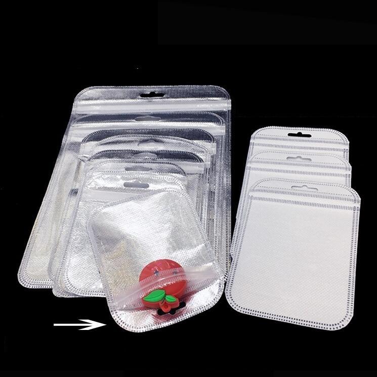 100pcs Lot Small Ziplock Bag Mini Plastic Jewelry Bag