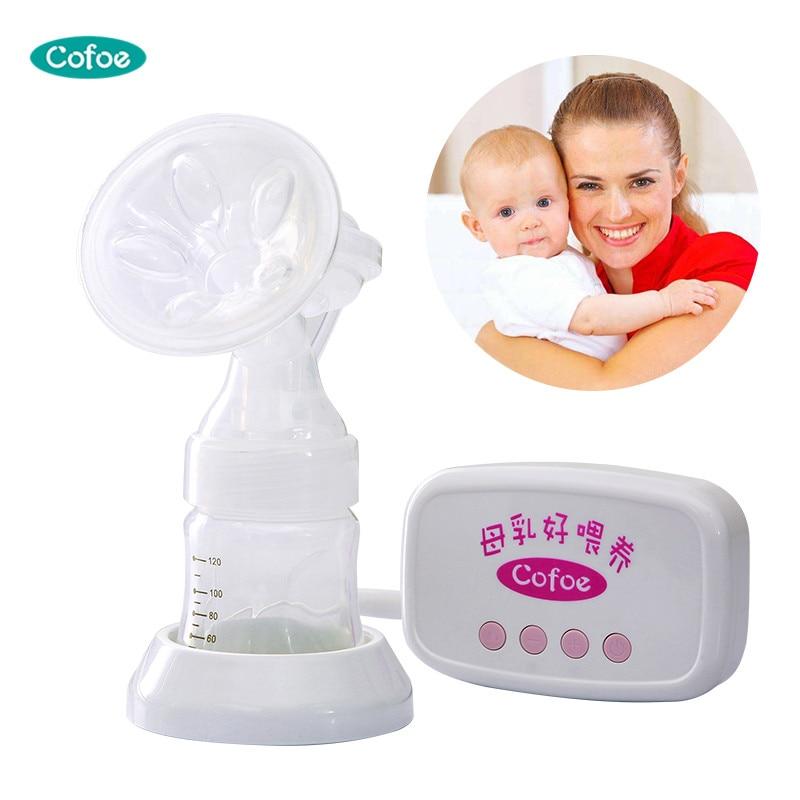 Cofoe Single Electric Breast Pump Comfort Breastpump -9610