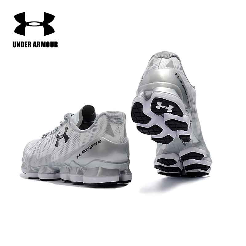 new concept 37e6c 97852 Under Armour Scorpio 2 Mens Running Shoes Zapatillas Hombre ...