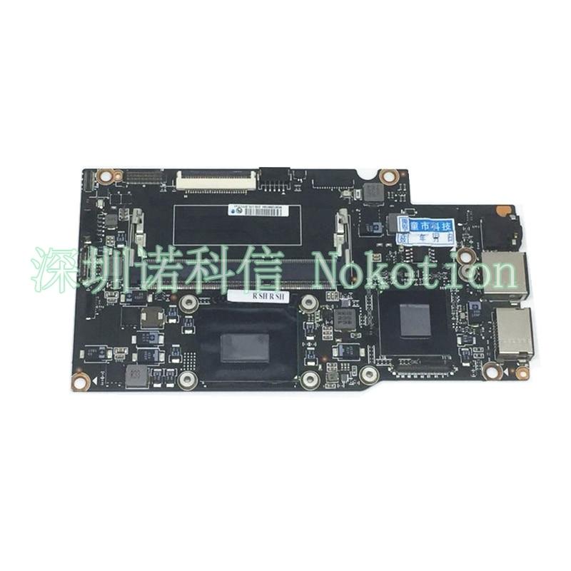NOKOTION Original laptop motherboard For Lenovo Yoga 13 mainboard I5 cpu full test Works