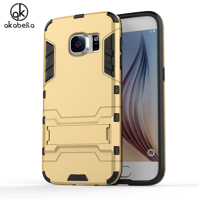 AKABEILA Hybrid Phone Cases Covers For Samsung Galaxy S7 G930F G930FD G930W8 G930 G9300 SM-G930A SM-G930R4 G930S SM-G930w8 Bag