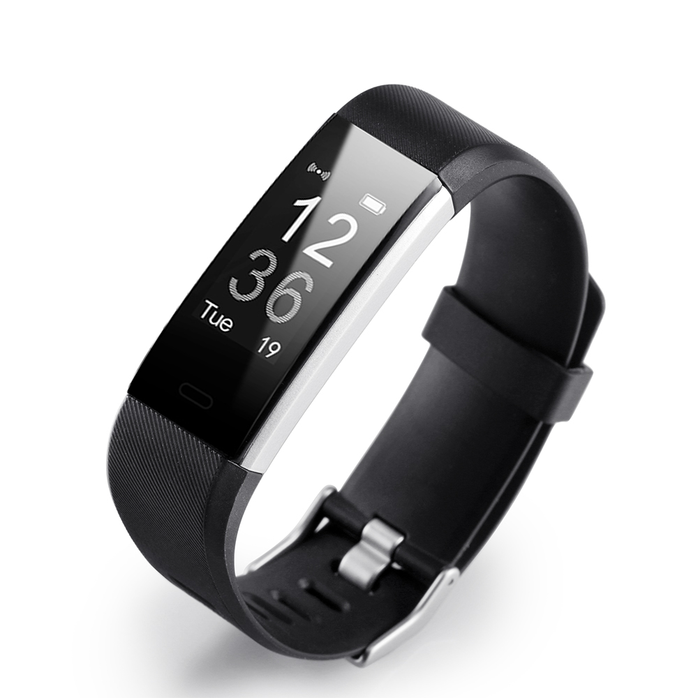 Torntisc ID115HR PLUS Sports Smartwatch With Heart Rate Monitor And Fitness Tracker for iOS Android 24