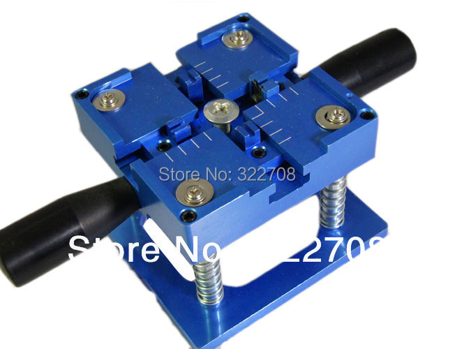 ФОТО The Best Quality Reballing BGA Station with Handle 90mm x 90mm Stencils Template Holder Jig