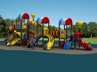 huge YLW community amusement outdoor playground equipment for park YLW 1737