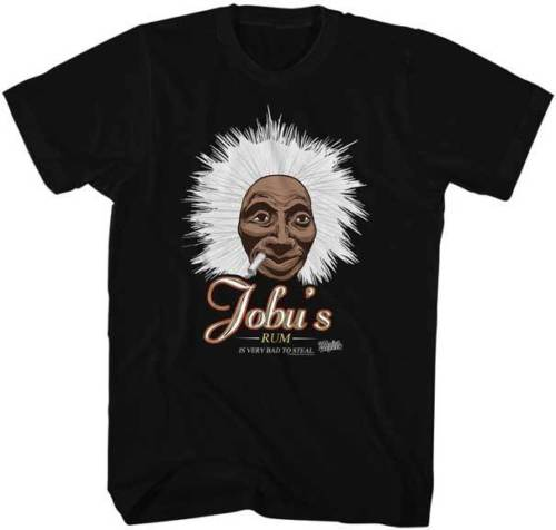 4f1a21d47e2 Major League Jobu s Rum Is Very Bad To Steal Adult T Shirt-in T ...