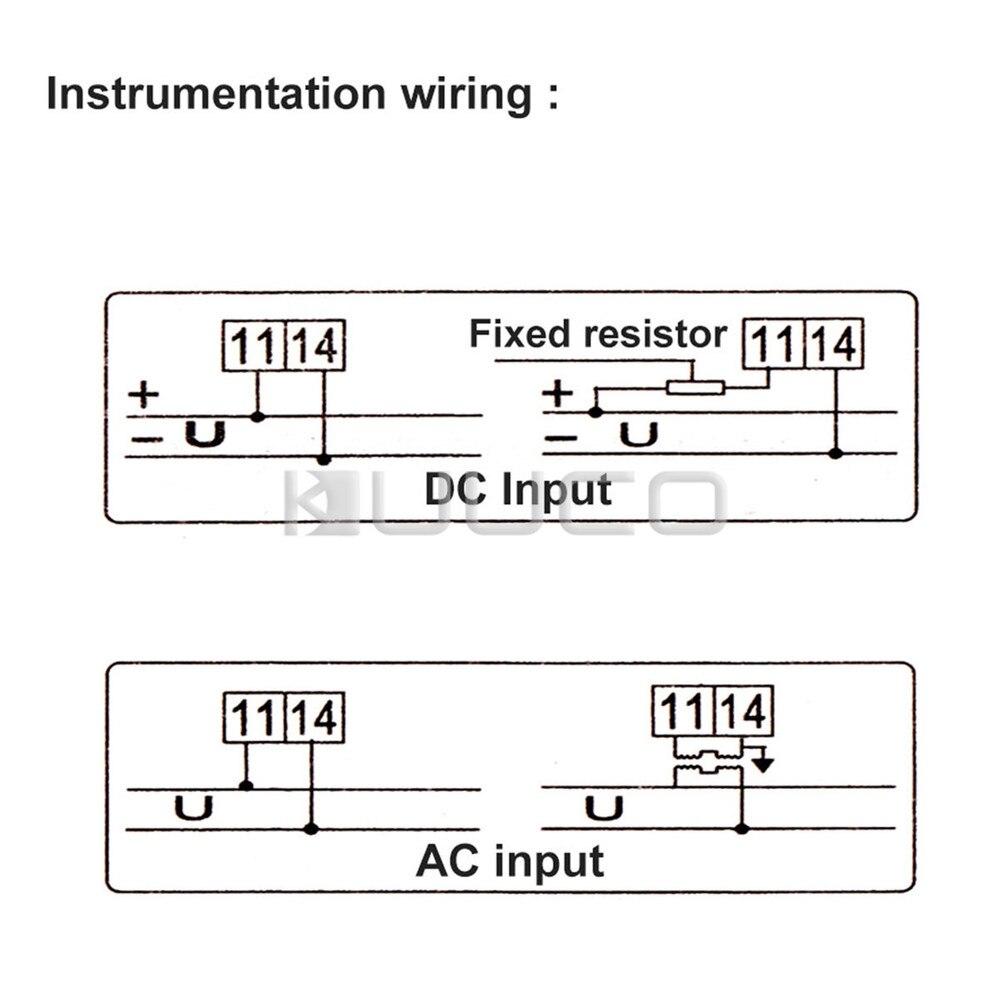 Buy 9999 Rpm Dc 010v Red Led Display Digital To Ac Generator Wiring Diagram Tachometer 100313 K11 K12 K13 K14 K15 K16 K17 K18