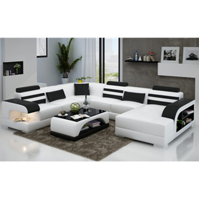 Special gift for boss Convertible Sectional Sofa Espresso Faux Leather-in  Living Room Sets from Furniture on Aliexpress.com | Alibaba Group