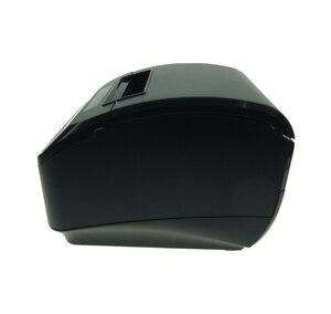 Image 4 - Высокое качество 80 мм POS термопринтер чеков, автоматическая режущая машина, скорость печати, USB + порт последовательного/Ethernet, можно выбрать