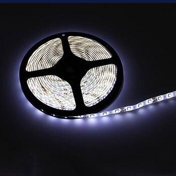 12v 3528 Light LED Strip Tape Ribbon 5M 60led/m Cool White Warm White Red Blue Green IP65 Waterproof