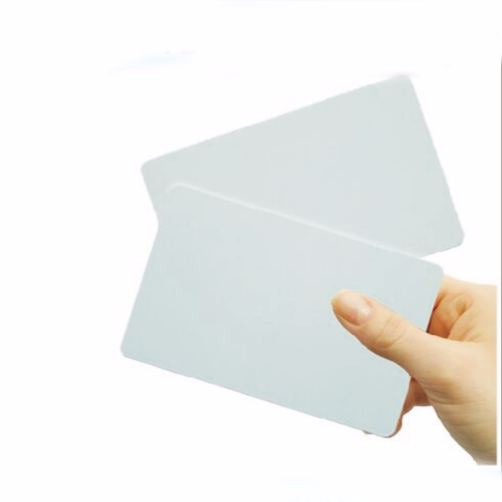 Купить с кэшбэком 100pcs/lot EM4305 rfid tag blank card Thin pvc Card read and write writable readable RFID 125KHz Smart Card