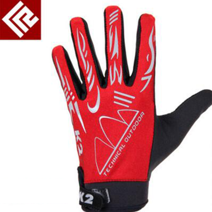 KORAMAN Gloves men women outdoor sports protector full spring autumn thin non-slip sunscreen driving touch screen handguard 104