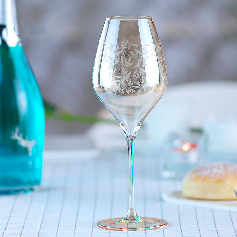 2016 top fashion promotion tazas 2pieces set champagne flute 400ml wedding glasses goblet toast silver martini glass party wine - Christmas Martini Glasses