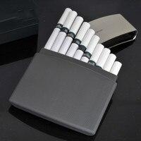 Super Creative Cigarette Case Moisture Proof Cigarette Box Men Personality Metal Gift Box