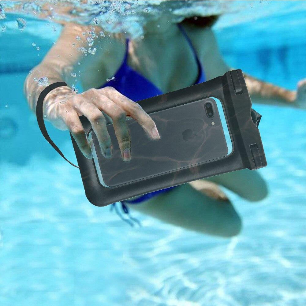 GemäßIgt Ip8x Wasserdichte Tasche Fall Universal Schwimm Handy Pouch Schwimmen Fall Airbag Beutel Für 7 Plus Iphone Sumsung Huawei Xiaomi Rohstoffe Sind Ohne EinschräNkung VerfüGbar Handys & Telekommunikation