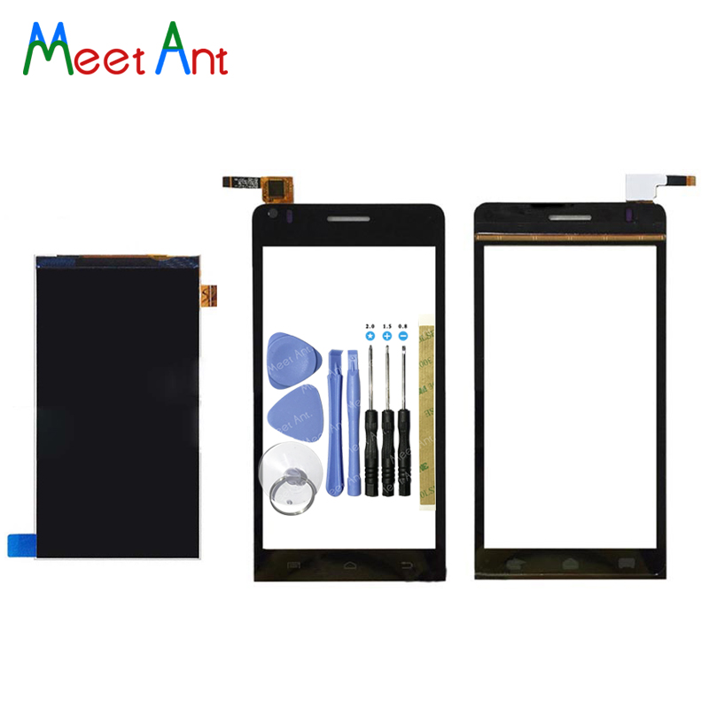 New High Quality For Explay Tornado Lcd Display With Touch Screen Digitizer Sensor + Tracking Code