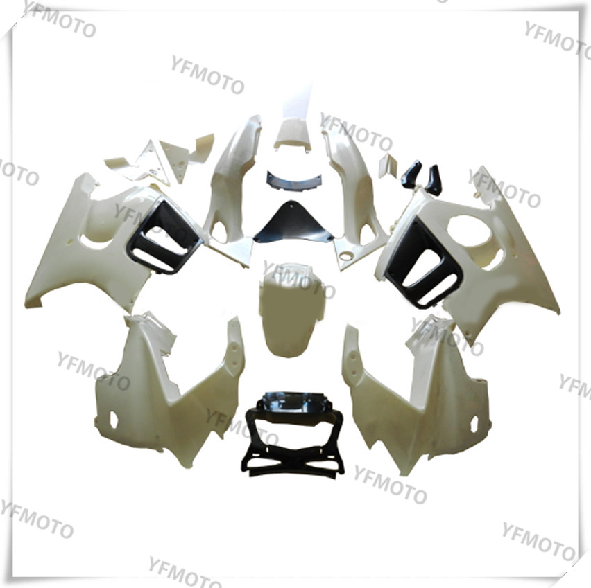 Free Shipping Motorcycle Unpainted ABS Fairing Body Work Cowling KIT For HONDA CBR600F CBR 600F F3 1997-1998 +3 Gift