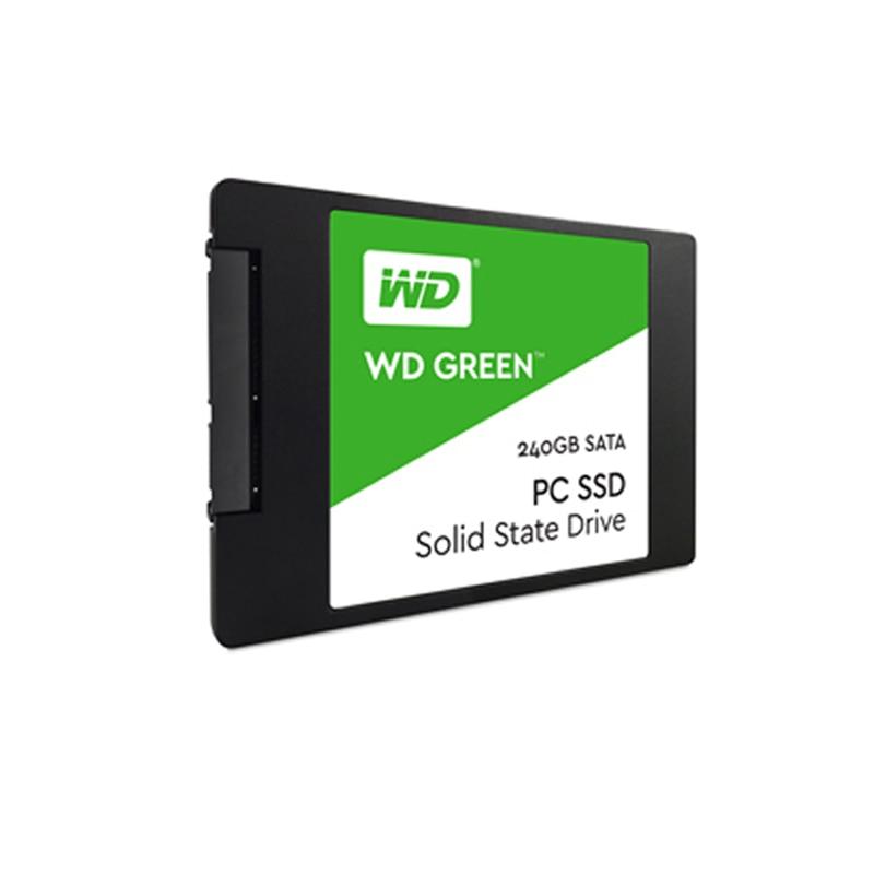 Western Digital WD Green, 240 go, 2.5