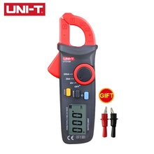 UNI-T UT210A 2000 Count Mini Digital Clamp Meters AC/DC Current Voltage True RMS Auto Range VFC Capacitance Multimeter uni t digital multimeter ut890c ut890d true rms ac dc voltage current resistance capacitance frequency response 6000 count test
