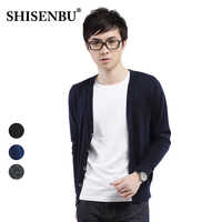 Cotton Men Sweater Wool Anti pilling Cardigan Males winter Clothings mens sweaters long sleeve cardigans causal slim fit tops