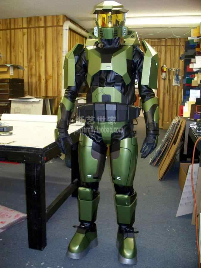 3 Mk V Body Armor 1: 1 Wearable 3D Paper Model|paper model