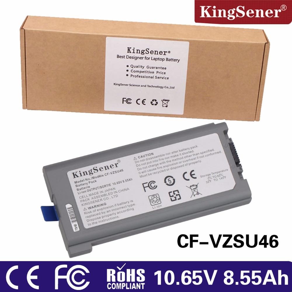 KingSener 10.65V 8.55Ah Laptop Battery CF-VZSU46 For Panasonic Toughbook CF-30 CF-31 CF-53 CF-VZSU46AU CF-VZSU46U CF-VZSU46S ag552 2k cf