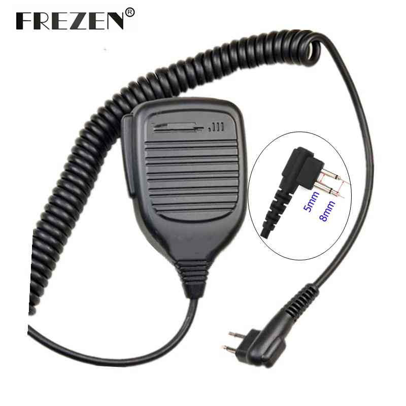 Speaker Mic Microphone For Motorola Portable CB Radio Walkie Talkie CP160 EP450 GP300 GP68 GP88 CP88 CP040 CP100 CP125 CP140