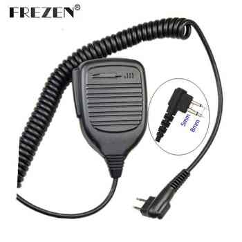 Speaker Mic Microphone for Motorola Portable CB Radio Walkie Talkie CP160 EP450 GP300 GP68 GP88 CP88 CP040 CP100 CP125 CP140 1pcs volume control switch for motorola walkie talkie cp040 cp140 cp160 cp180 cp200 ep450 ht750