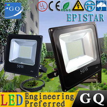 50pcs/lot 10W-100W square led flood light 85~265V LED projector garden search lighting lamp ceiling