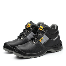 AC13005 Mens Outdoor Steel Toe Cap Shoes Covers Working Breathable Summer Tooling Boots Safety Woman