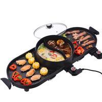 Корейский мясной шашлык для жарки, приготовления стейка, Электрическая Кухня, барбекю, жаровня, инструмент для барбекю гриль машина форма д