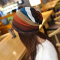 Casual New Fashion Winter Hats for Women Skullies Beanies High Quality Lady Knitting Wool Cap Girl Warm Winter Hat Outdoor Ski
