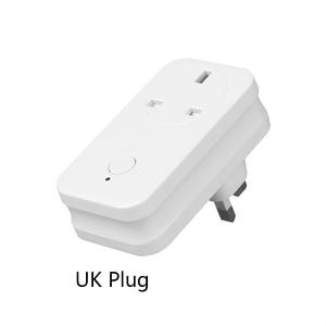 Image 2 - Розетка Zigbee 3,0 Беспроводная с выключателем и дистанционным управлением через приложение