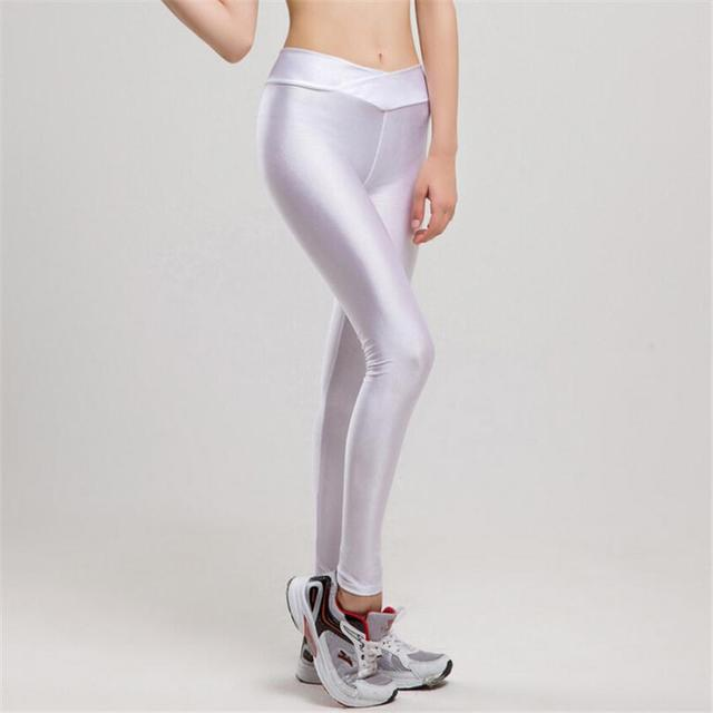 High Waisted and Candy Coloured Leggings