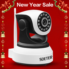 SDETER Wireless Security IP Camera WIFI Home Surveillance 720P Night Vision CCTV Camera IP Onvif P2P Baby Monitor Indoor Webcam(China)