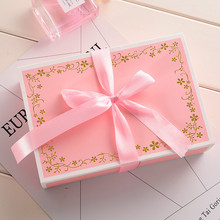 100pcs Large size Paperboard Gift box Packaging clothing/Underwear/Socks