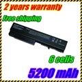 Jigu batería del ordenador portátil para hp compaq business notebook nx5100 nx6100 nc6320 nx6300 nx6310 nx6315 nx6325 nx6330 nx6320/ct