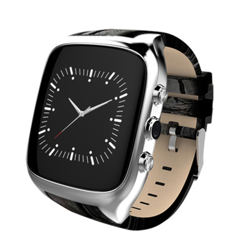 Bluetooth Waterproof Smartwatch 2018 Bluetooth GPS Smart Watch Phone 3G Business Men 1G 8GCamera Watch Wifi for Android