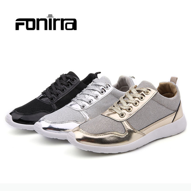 Korean Style Breathable Mesh Casual Female Shoes with Platform Fashion Summer Women Shoes Lace Up Casual Shoes 168