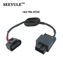 1pc SEEYULE New Arrival 1K0 906 093H Car Fuel Pump Controller Sensor Unit Module for VW Passat Golf Jetta EOS Skoda Octavia Seat new 1k0 998 262 t oxygen o2 air fuel ratio sensor lambda sensor for audi a4 a6 q3 q5 vw passat jetta golf skoda seat 06f906262p