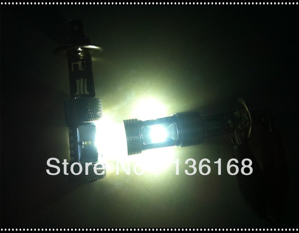 2Pcs Canbus H1 H3 30W XBD CREE Μάρκες LED Μπροστινό - Φώτα αυτοκινήτων - Φωτογραφία 5
